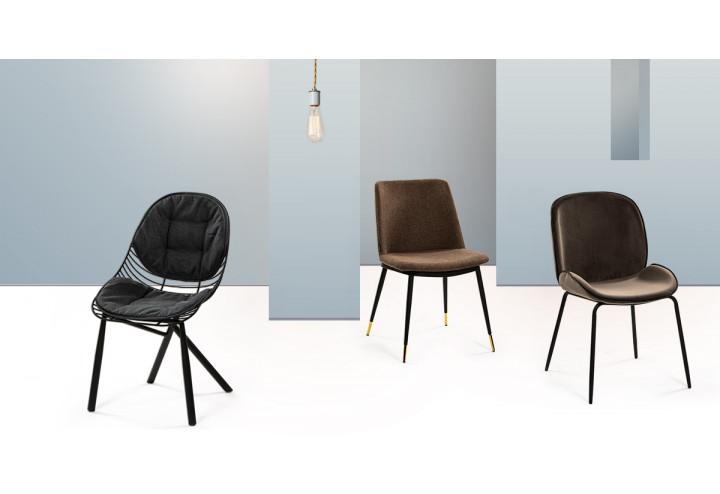 Az idei trendek az éttermi székek esetében: eklektikusság és természetesség
