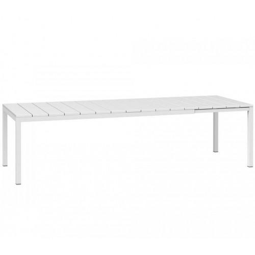 NARDI RIO 210 TABLE WHITE
