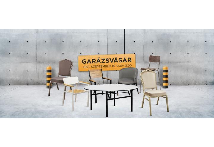 Garage SALE- Dublino design bútor garázsvásár