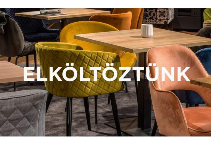 Vadonatúj Dublino bemutatóterem és cégközpont Budapesten