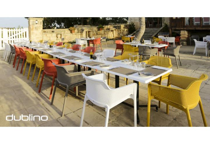 Hogyan hat a jól megválasztott terasz bútor a vendéglátóhely stílusára?