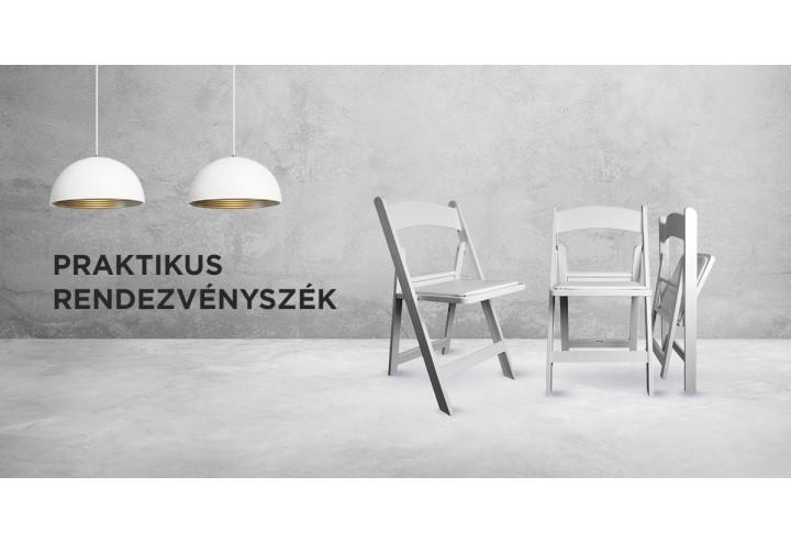 Az összecsukható, stílusos konferencia szék megmentheti rendezvényeit