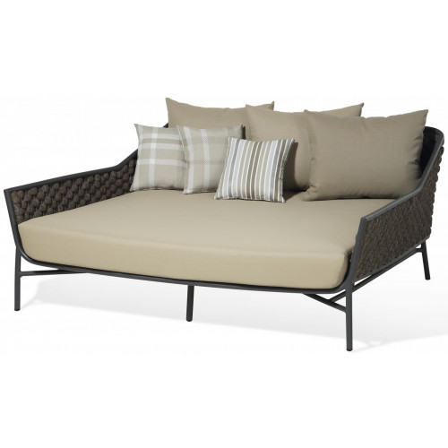 GR PANAMA DAYBED BROWN