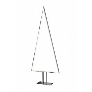OS LED CHRISTMAS TREE SILVER