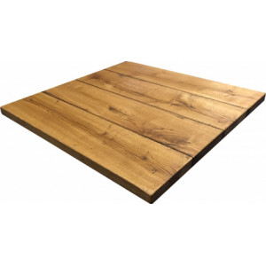 ANTIQUE OAK TOP