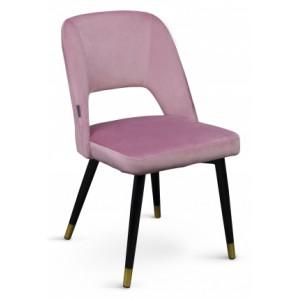 Rózsaszín design szék