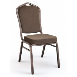 DL PRESTIGE ALUMINIUM CHAIR DARK