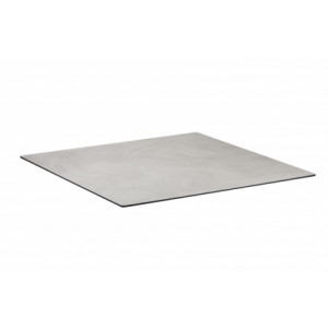PA CEMENT GREY COMPACT TABLE  HPL TOP
