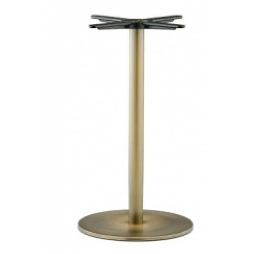 PEDRALI round 4401  antiqued brass