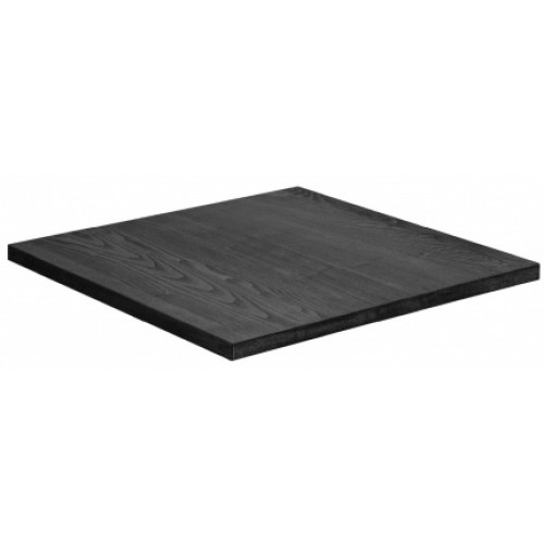 PJ PIANO Veneer black OAK table top-1