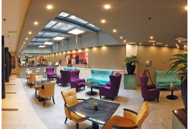 Soho Boutique Hotel**** Lobby