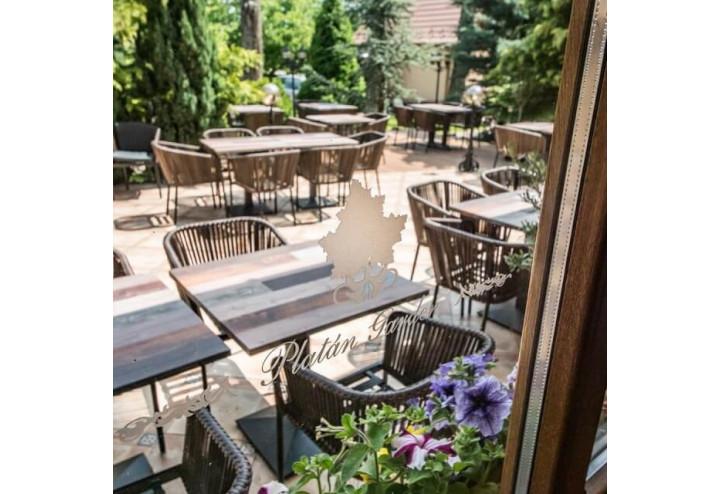 Platán Garden Restaurant & Rooms